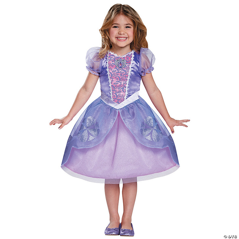 Girl's Sofia the Next Chapter™ Sofia Costume Audio Thumbnail