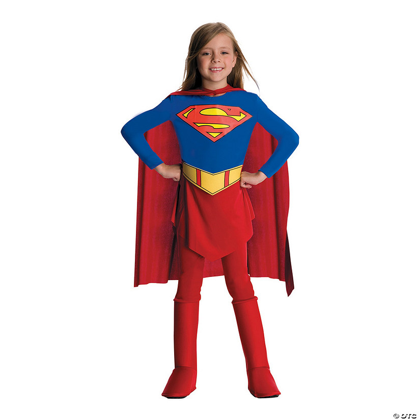 Girl's Supergirl™ Costume Audio Thumbnail