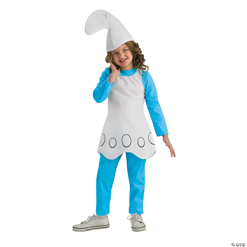 Girl's The Smurfs™ Smurfette Costume