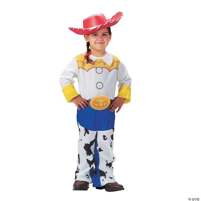 Girl's Toy Story 2™ Jessie Cowgirl Costume Audio Thumbnail