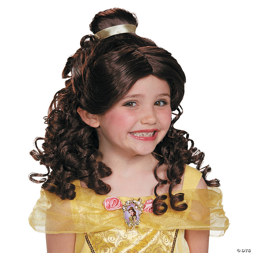 Girl's Belle Wig Audio Thumbnail