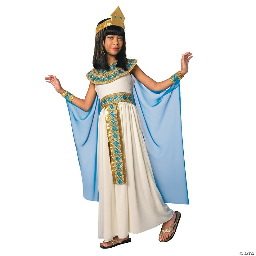 Girl's Cleopatra Costume