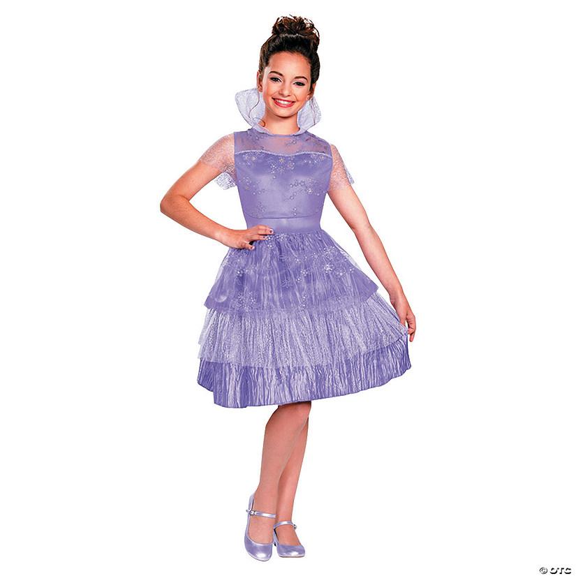 Girls Disneys Descendants Mal Coronation Costume