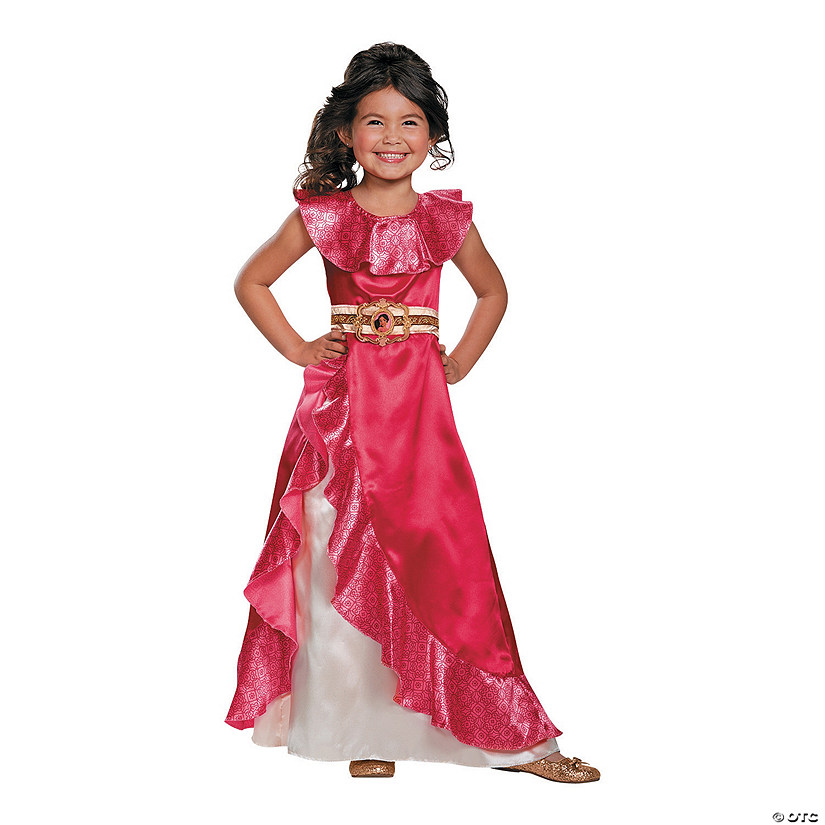 Girl's Disney's Elena of Avalor™ Costume Audio Thumbnail