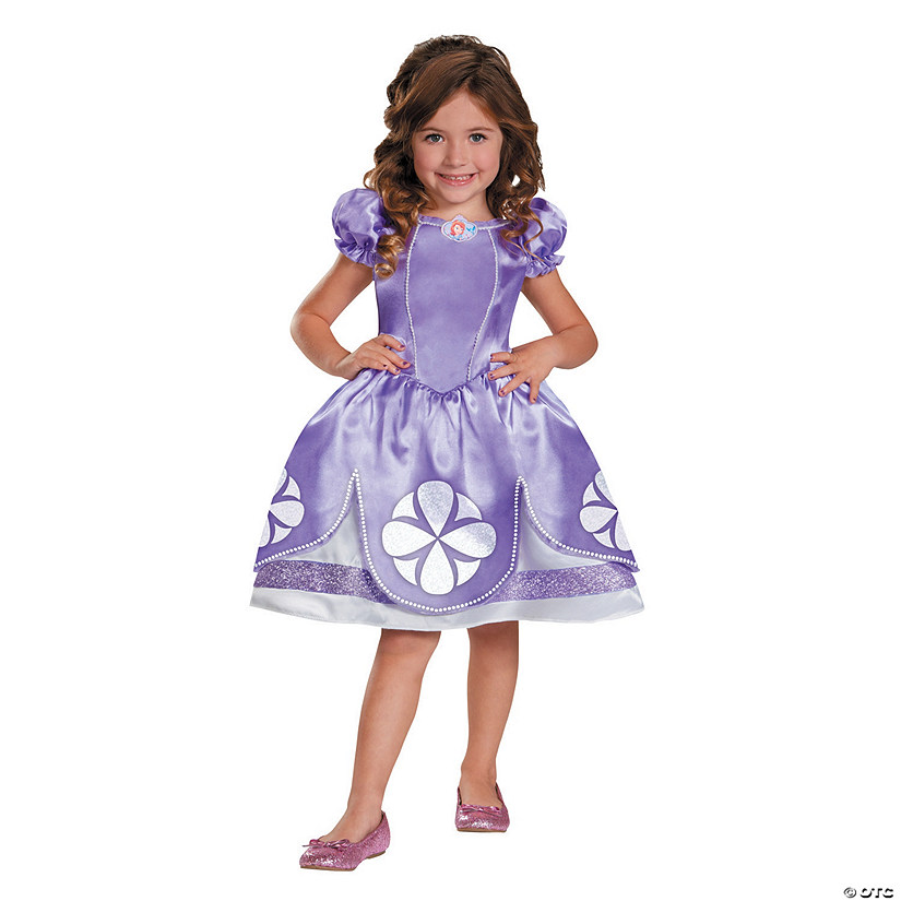Girl's Sofia the First Costume - Small Audio Thumbnail