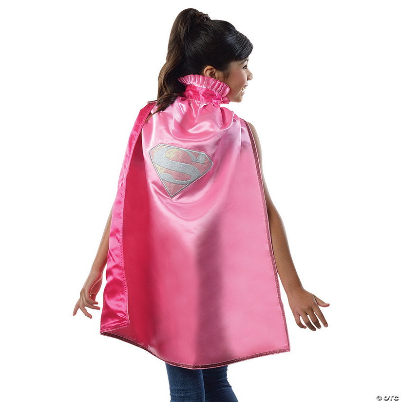 Girl's Supergirl Cape