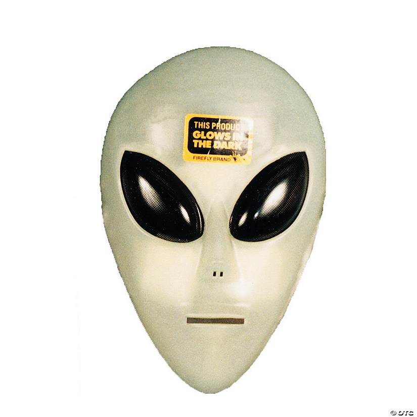 Glo Alien Halloween Mask Audio Thumbnail