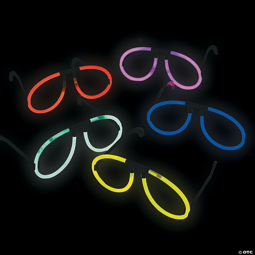Glow Glasses Audio Thumbnail