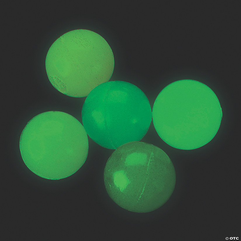 Glow-in-the-Dark Bouncy Balls - 144 Pc. Audio Thumbnail