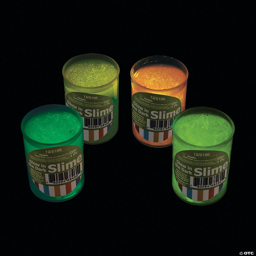 Glow-in-the-Dark Slime Image Thumbnail