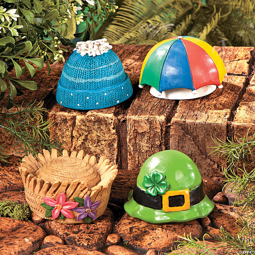 Gnome Hats Set