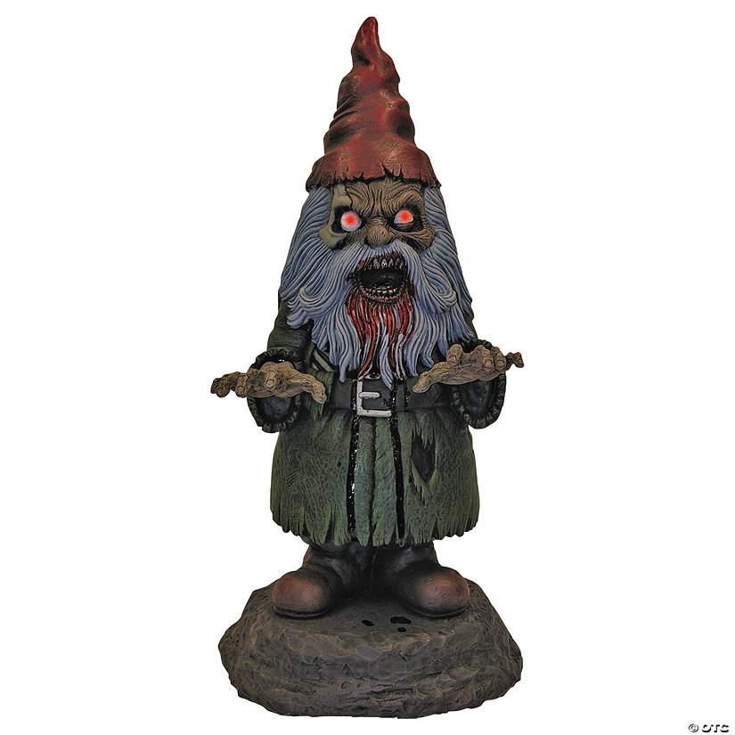 Gnombies Garden: Gnome Lite Up Halloween Decoration