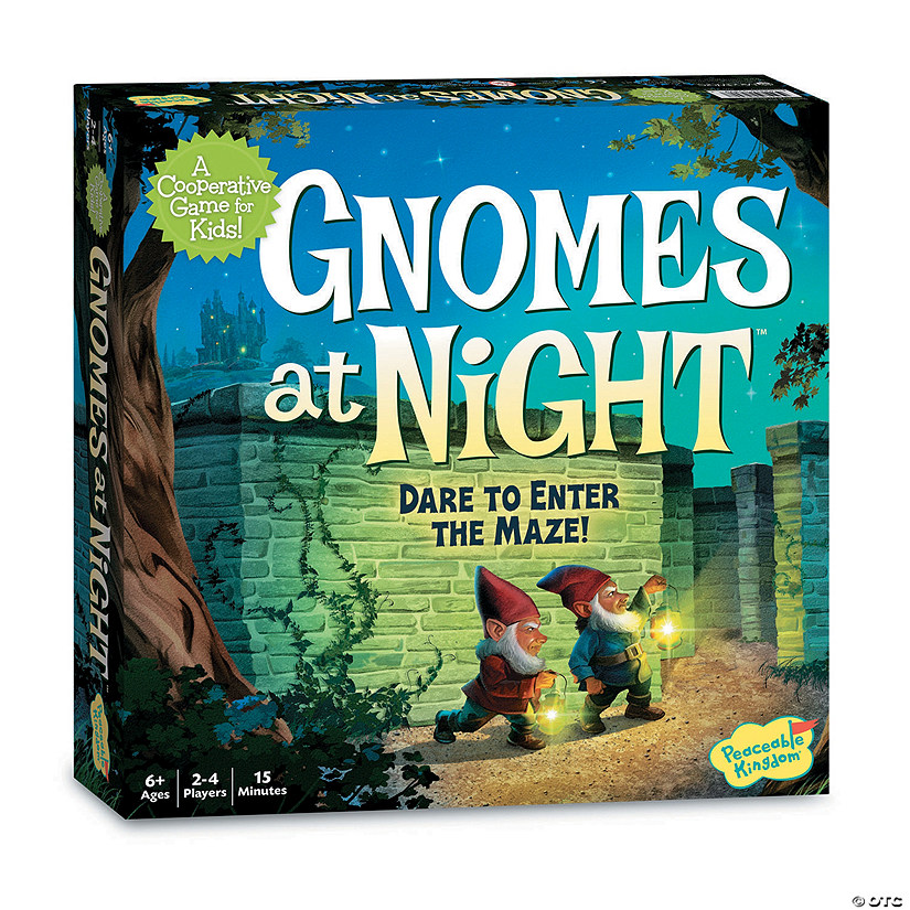 Gnomes at Night Audio Thumbnail