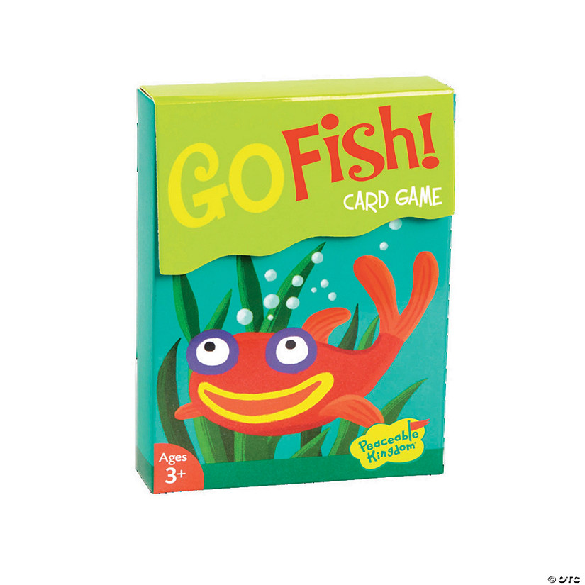 Go Fish! Card Game Image Thumbnail