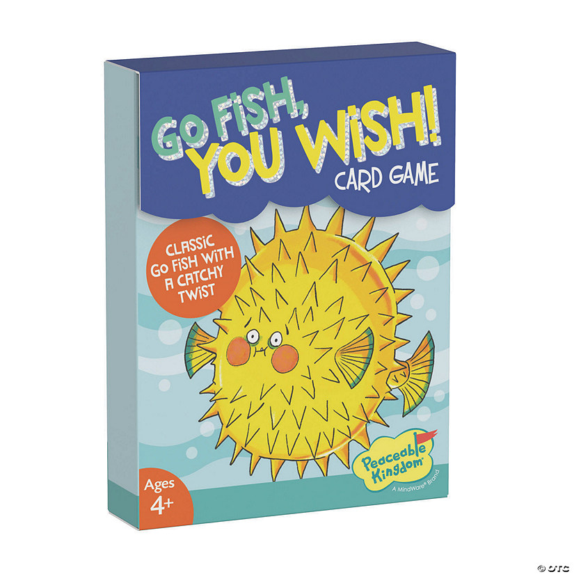 Go Fish, You Wish! Audio Thumbnail