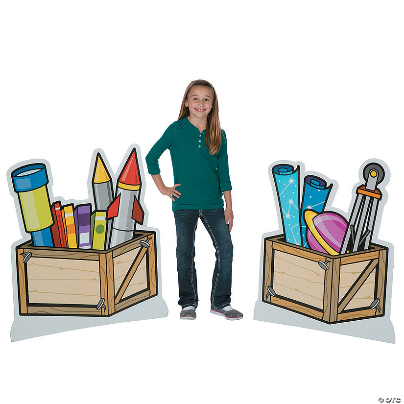 God's Galaxy VBS Crate Stand-Ups Audio Thumbnail