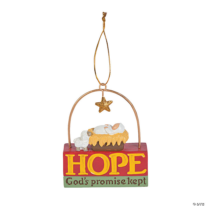 God's Promise Ornaments Audio Thumbnail