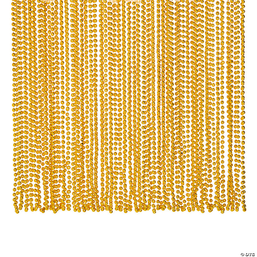 Gold Beaded Necklaces Audio Thumbnail