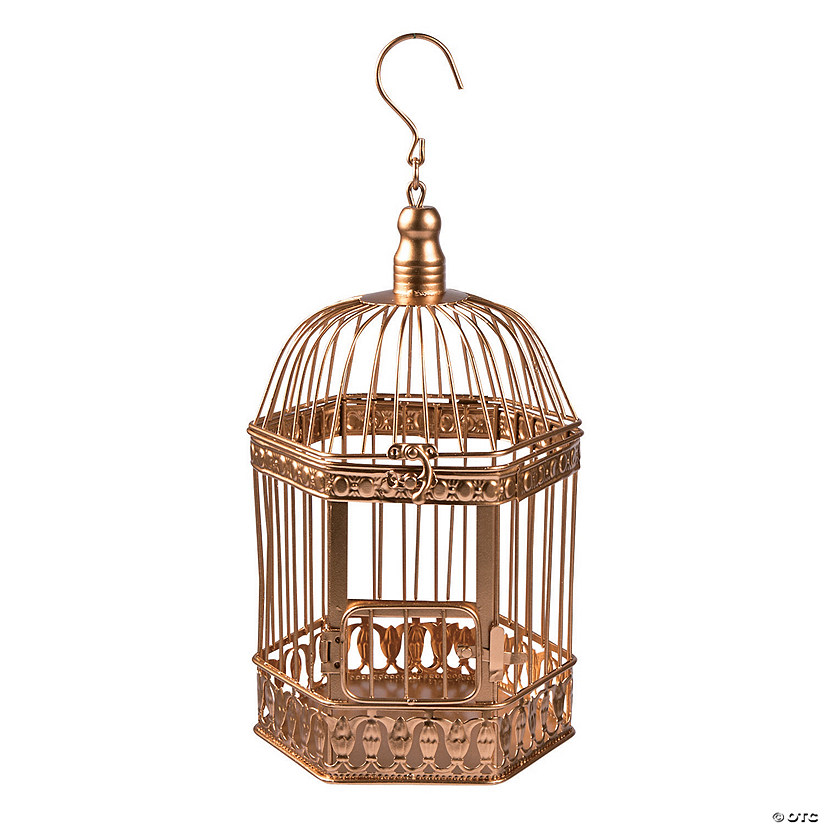 Gold Birdcage Audio Thumbnail
