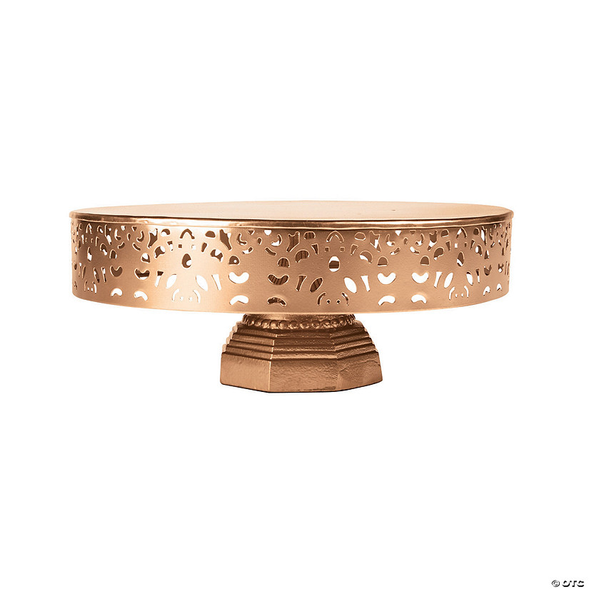 Gold Cake Stand Audio Thumbnail