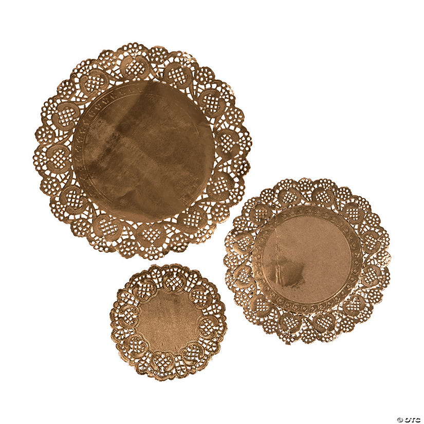 Gold Doilies Image Thumbnail