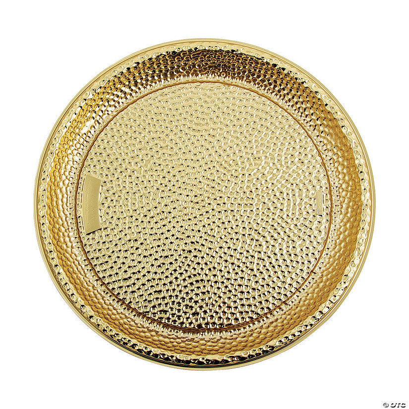 Gold Foil Dot Serving Tray Audio Thumbnail
