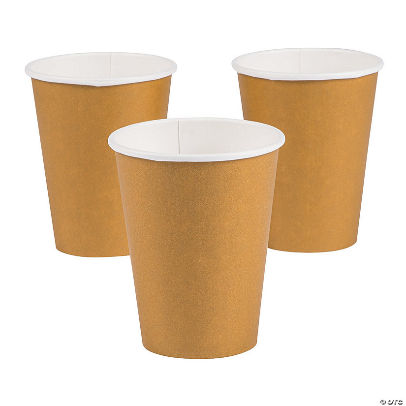 Gold Paper Cups Audio Thumbnail