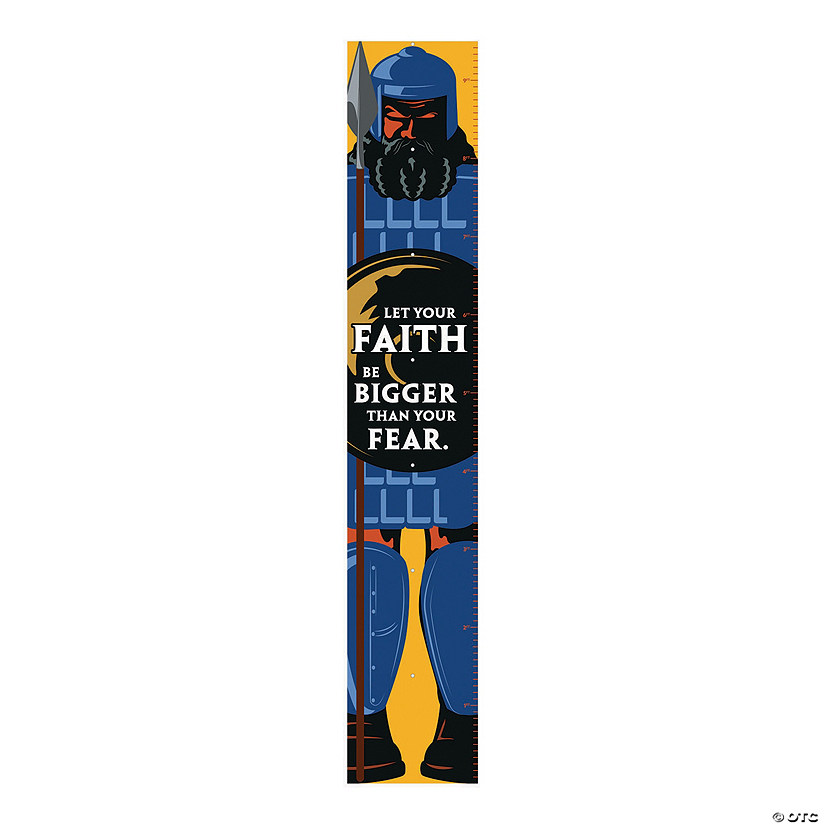 Goliath Ruler Jointed Banner