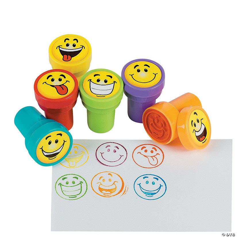 Goofy Smile Face Stampers Audio Thumbnail
