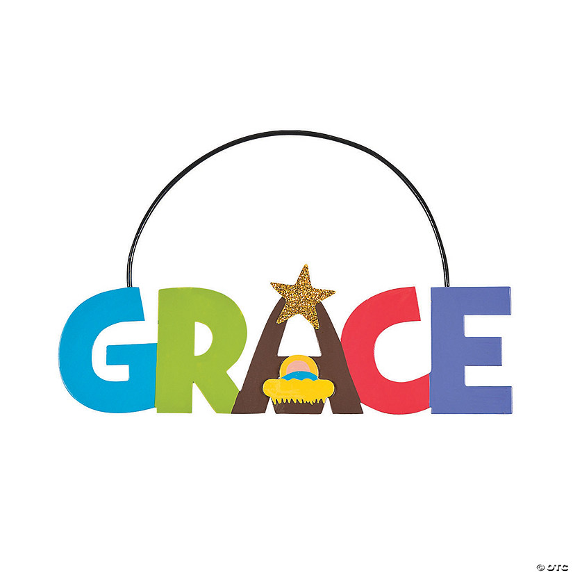 Grace Manger Ornaments Audio Thumbnail
