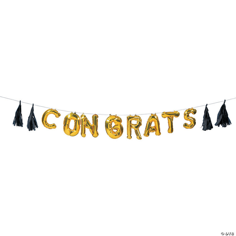 Graduation Balloon Garland Audio Thumbnail
