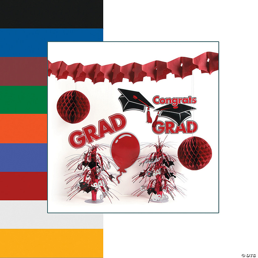 Graduation Decorating Kit