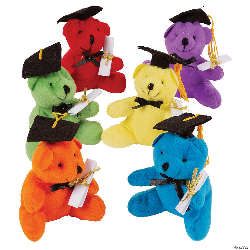 Graduation Stuffed Bears Audio Thumbnail