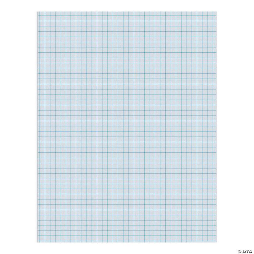graphing paper  white  1  4 u0026quot  quadrille ruled 8 5 u0026quot  x 11