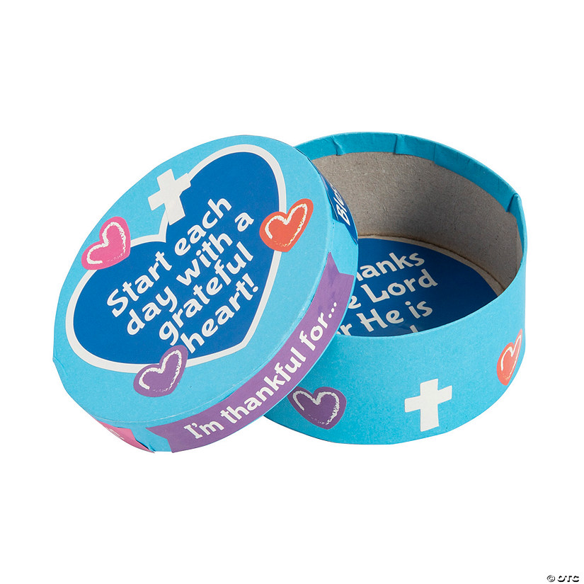 Grateful Heart Prayer Box Craft Kit Audio Thumbnail