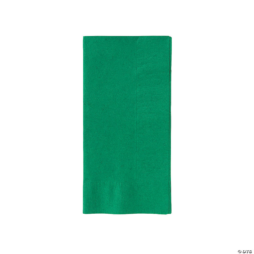 Green Dinner Napkins Audio Thumbnail