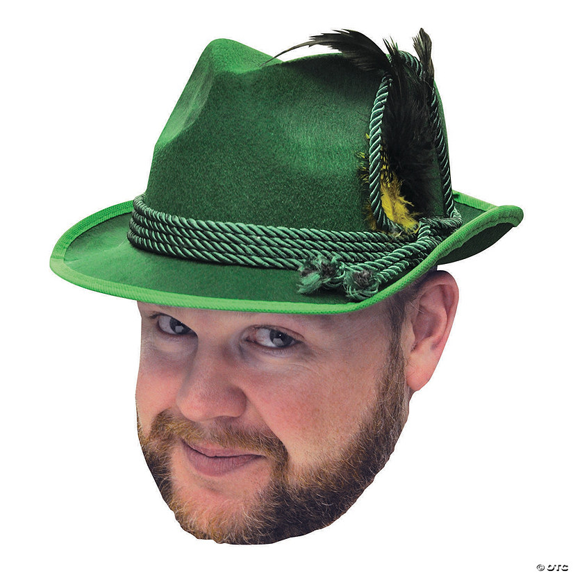 Green Oktoberfest Hat Audio Thumbnail