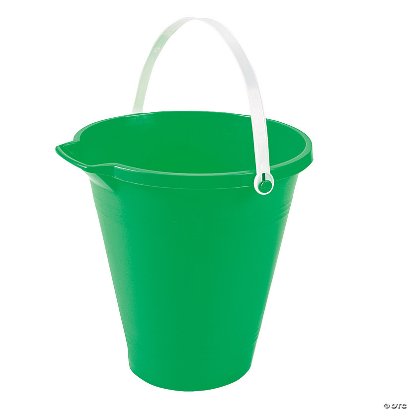 Green Sand Bucket Image Thumbnail
