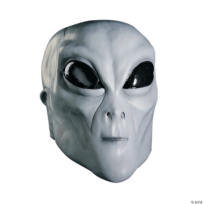 Grey Alien Mask Audio Thumbnail
