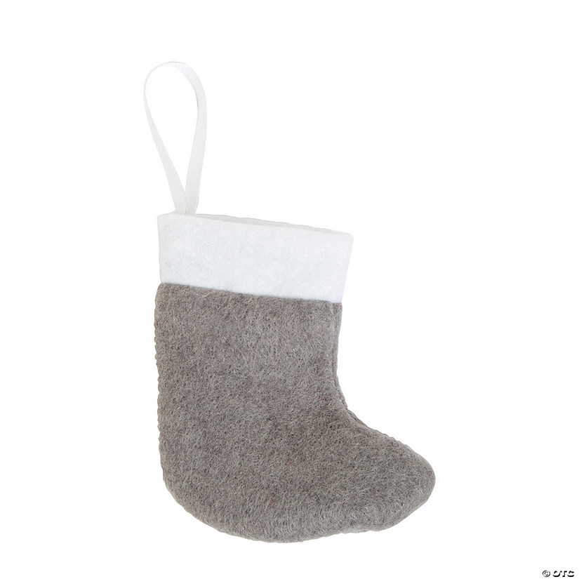 Grey Stocking Ornaments Audio Thumbnail