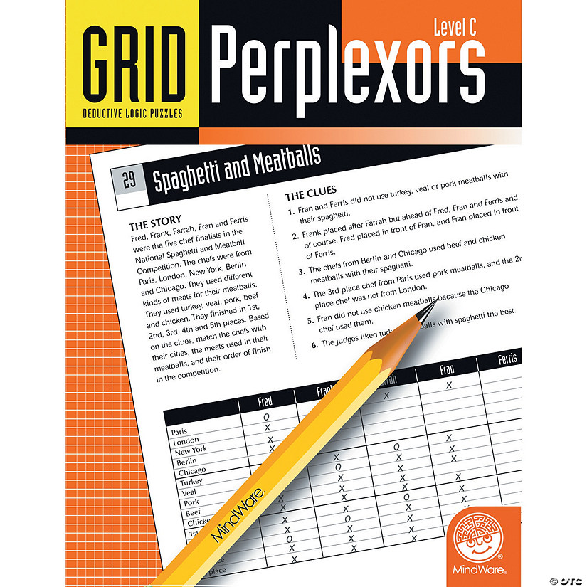 Grid Perplexors: Level C