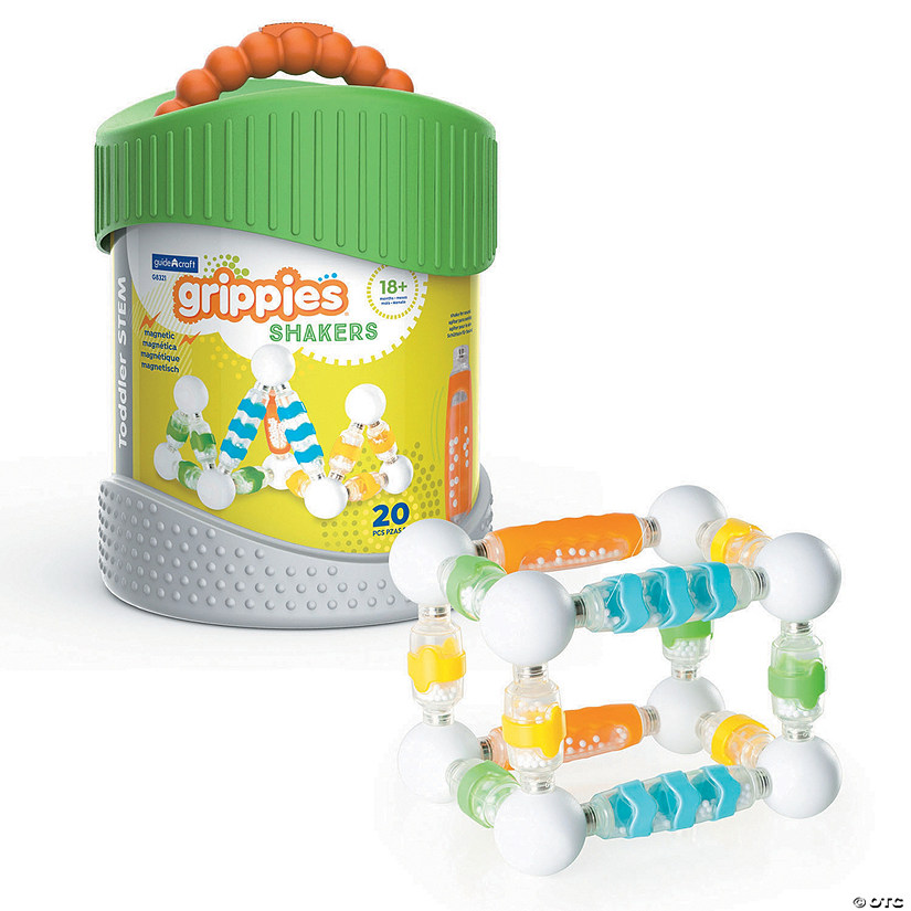 Grippies Shakers 20pc Set Audio Thumbnail