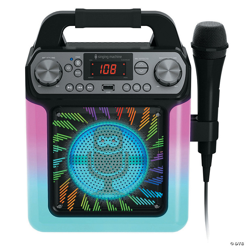 Groove Mini Karaoke Machine Audio Thumbnail