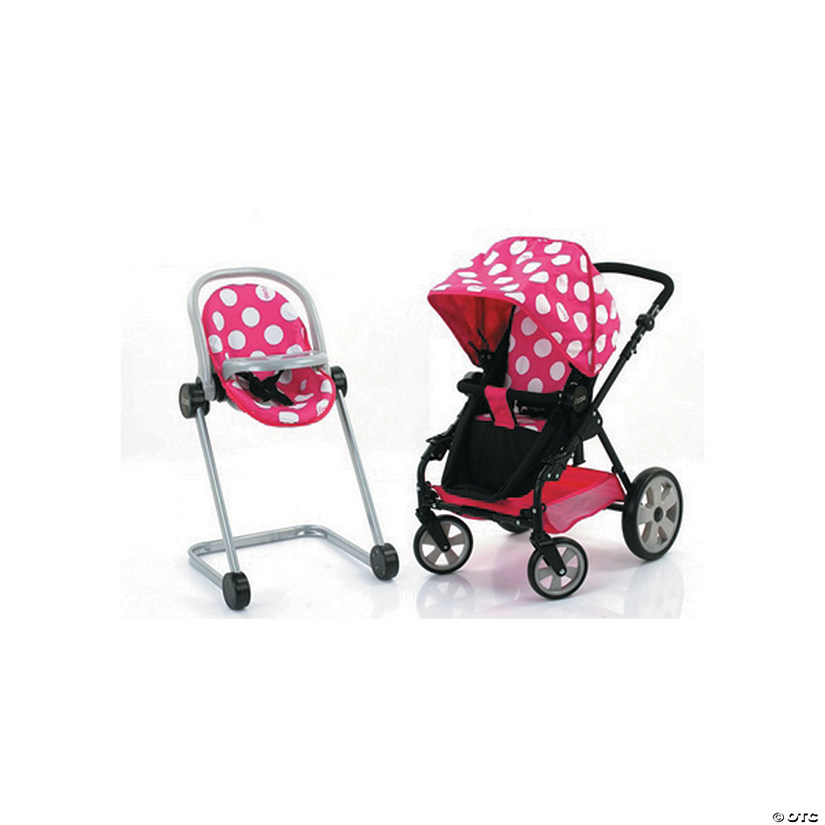 Grow with Me Doll Stroller Image Thumbnail