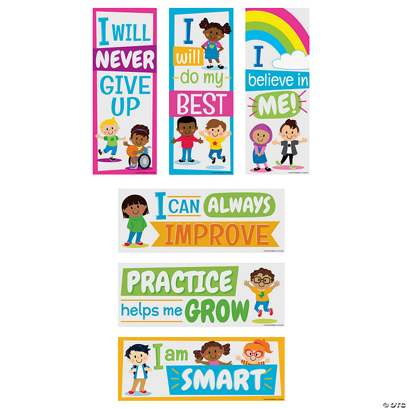 Growth Mindset Posters Image Thumbnail