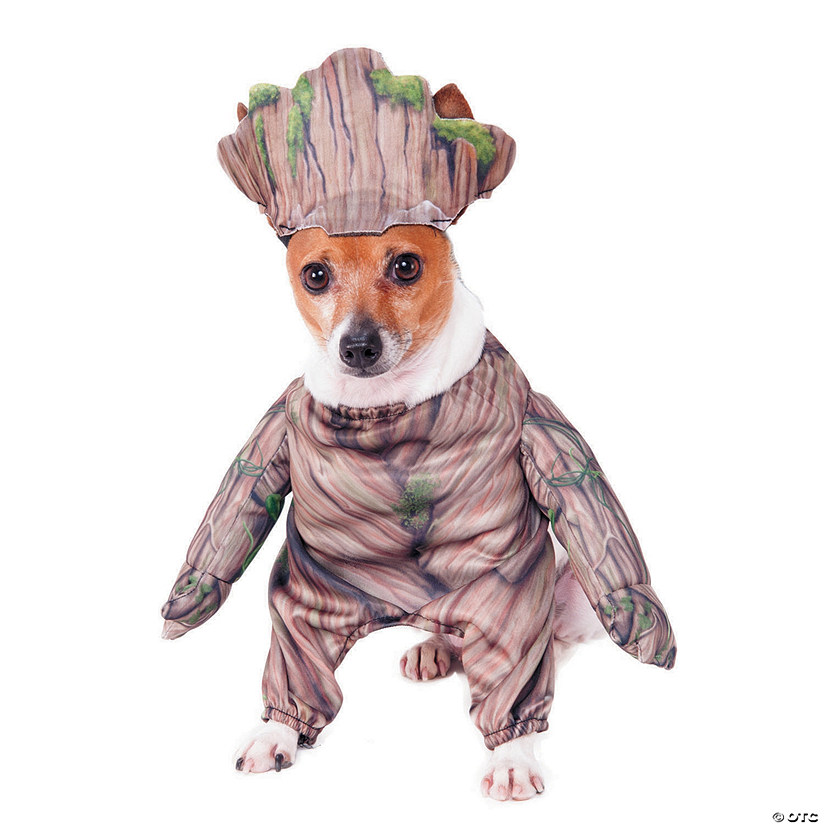 Guardians of the Galaxy™ Walking Groot Dog Costume Image Thumbnail