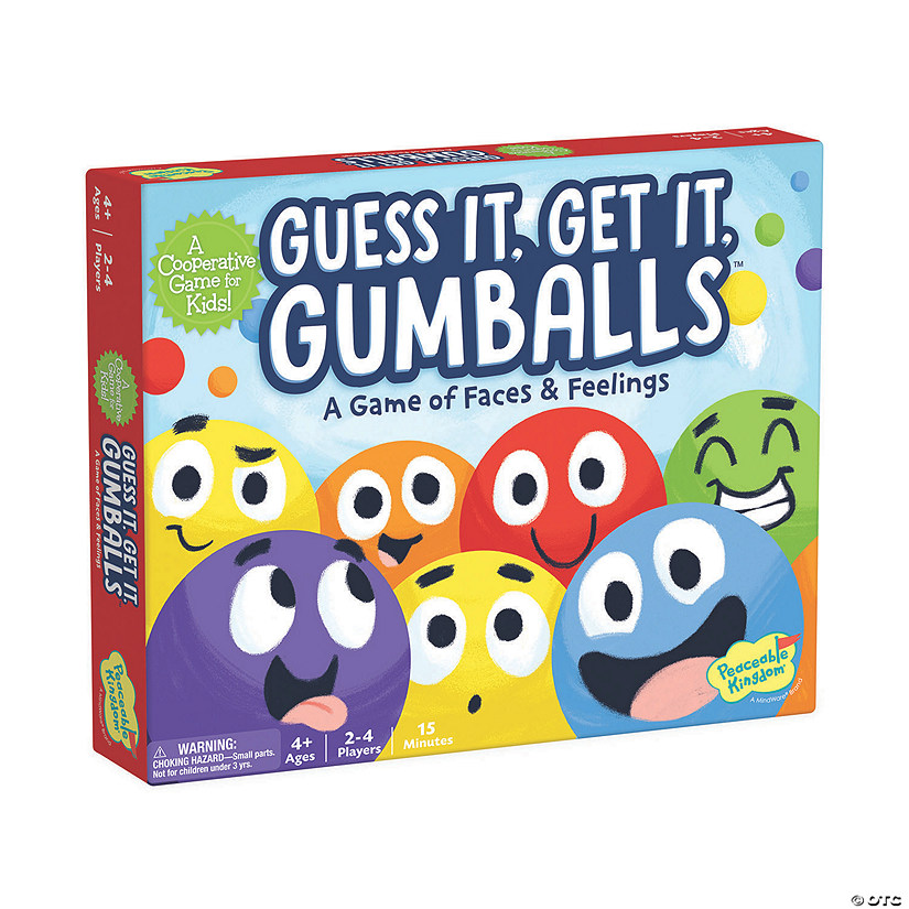 Guess It. Get It. Gumballs Audio Thumbnail
