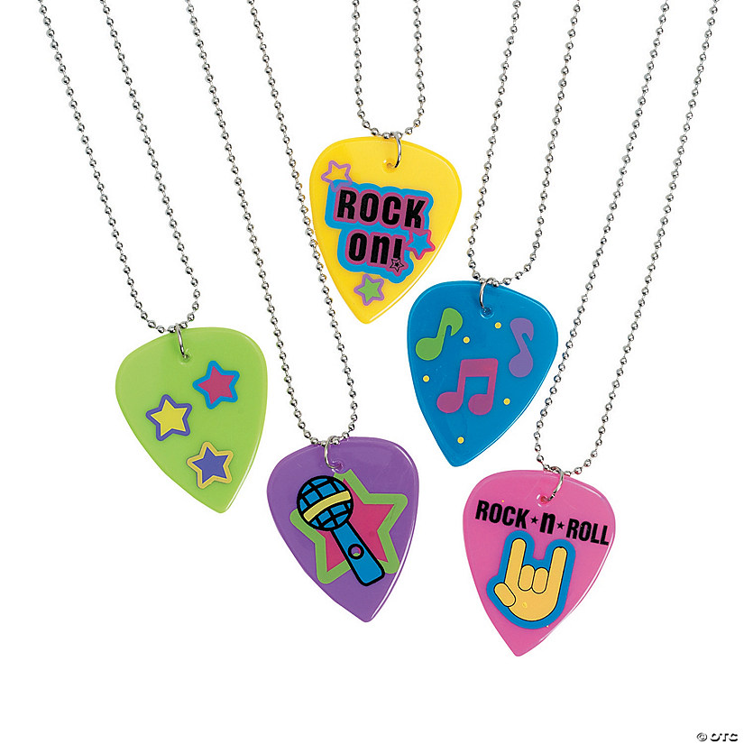 Guitar Pick Necklaces Audio Thumbnail