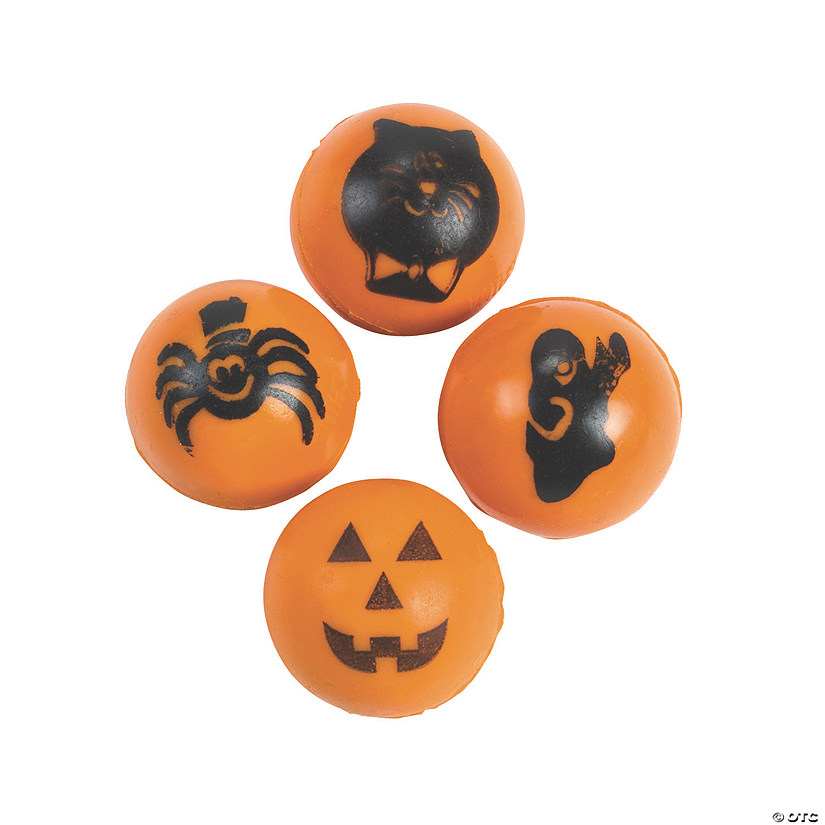 Halloween Bouncy Ball Assortment Audio Thumbnail