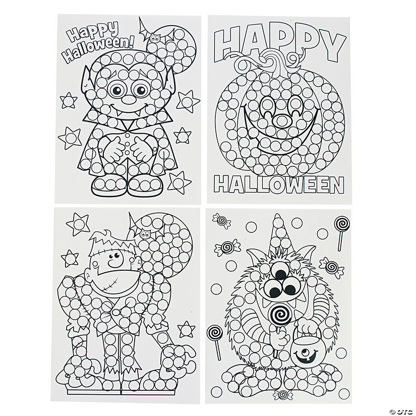 halloween dot activity sheets discontinued